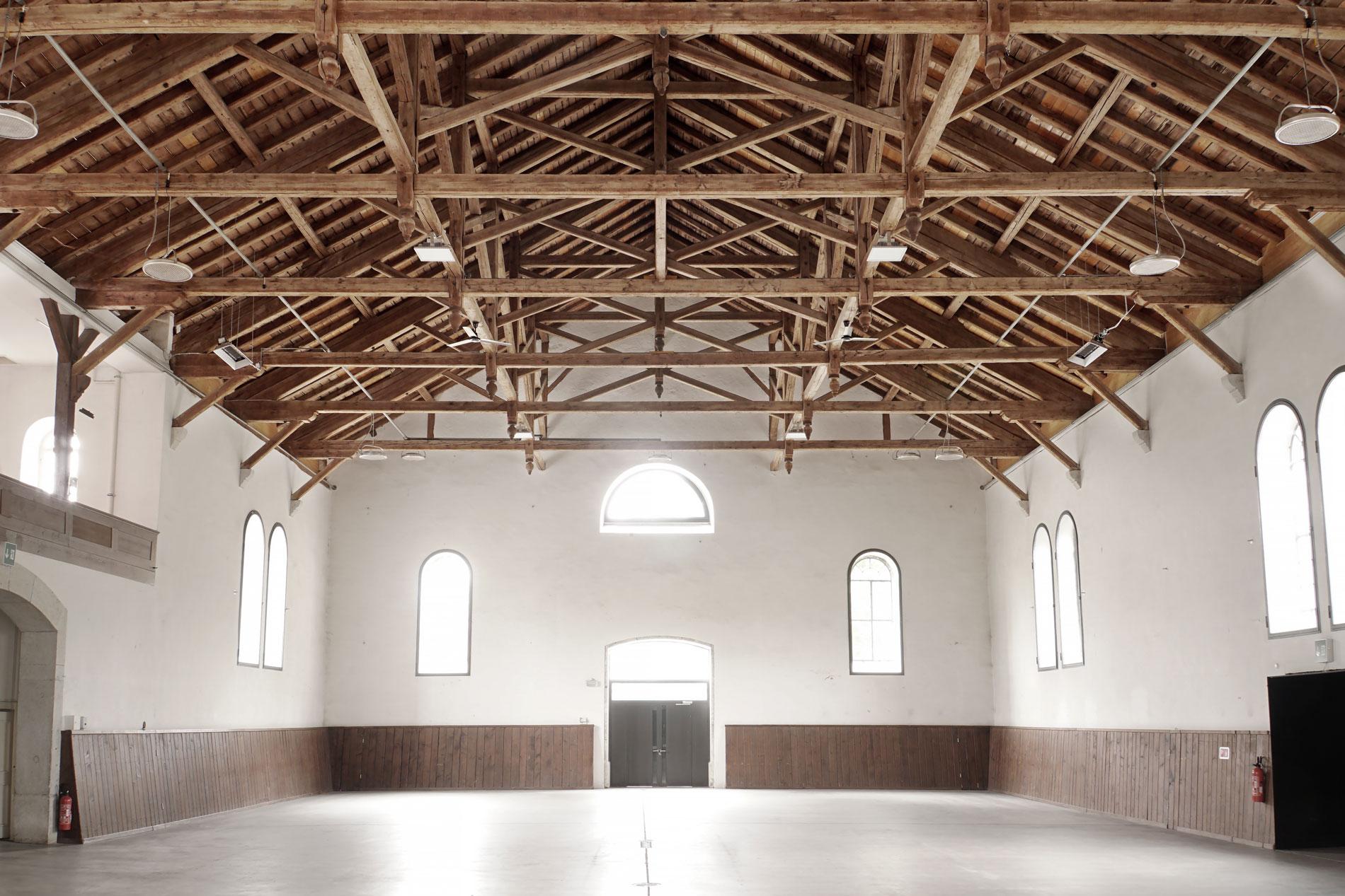Dachtragwerkskonstruktionen in der Schweiz